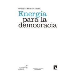 Libro: Energía para la democracia