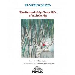 Libro: El cerdito pulcro