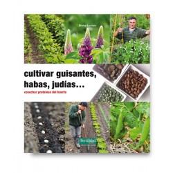 Libro: Cultivar guisantes, habas,judías...
