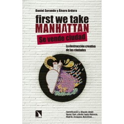 Libro: First we take Manhattan. Se vende ciudad