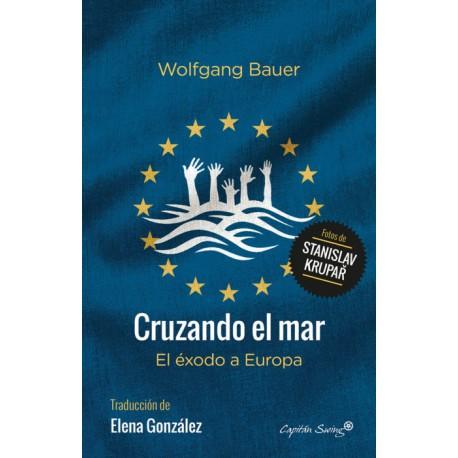 786c7b4f52bb Libro  Cruzando el mar - El Tenderete