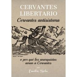 Libro: Cervantes libertario