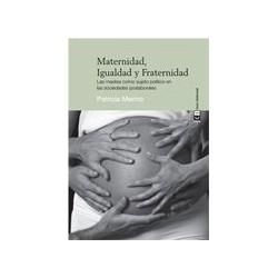 Libro: Maternidad, igualdad y fraternidad