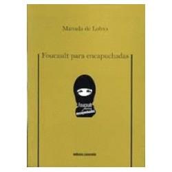 Libro: Foucault para encapuchadas