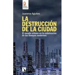 Libro: La destrucción de la ciudad