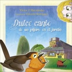 Libro: Dulce canto de un pájaro en el jardín