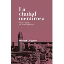 Libro: La ciudad mentirosa
