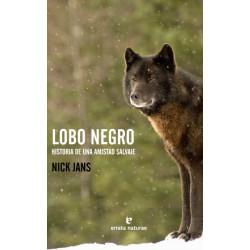Libro: Lobo negro