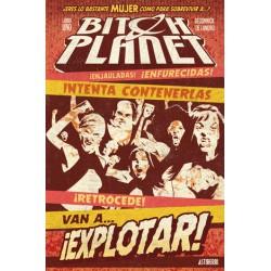 Libro: Bitch Planet