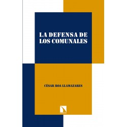 Libro: La defensa de los comunales