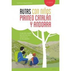 Libro: Rutas con niños Pirineo Catalán y Andorra