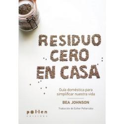 Libro: Residuo cero en casa