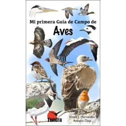 Libro: Mi primera Guía de Campo de aves