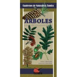 Libro: Cuadernos de Naturaleza. Árboles