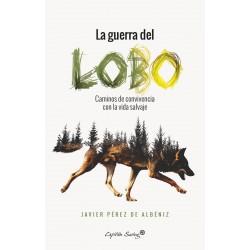 Libro: La guerra del lobo