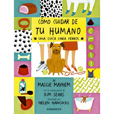 Libro: Cómo cuidar de tu humano