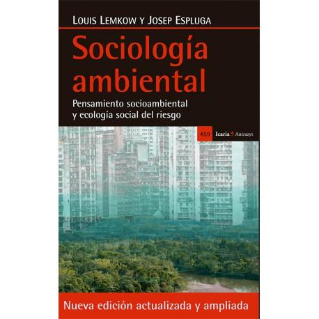 Libro: Sociología ambiental