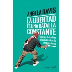 Libro: La libertad es una batalla constante