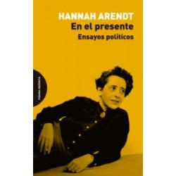 Libro: En el presente. Ensayos políticos