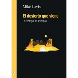 Libro: El desierto que viene