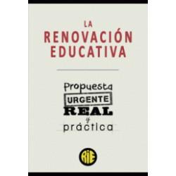 Libro: La renovación educativa