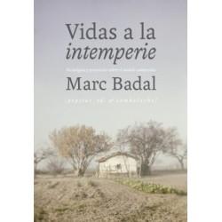 Libro: Vidas a la intemperie
