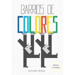 Libro: Barrios de colores
