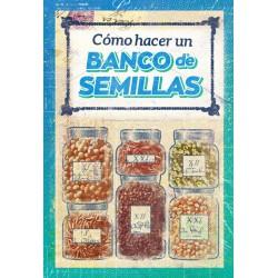 Libro: Cómo hacer un banco de semillas