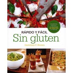 Libro: Rápido y fácil sin gluten