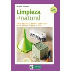 Libro: Limpiieza al natural