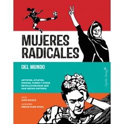 Libro: Mujeres radicales del mundo