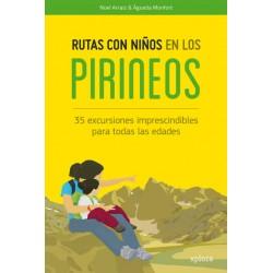 Libro: Rutas con niños en los Pirineos