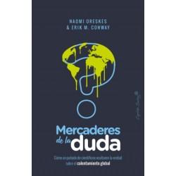 Libro: Mercaderes de la duda