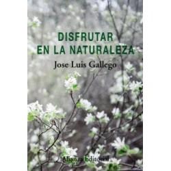 Libro: Disfrutar en la naturaleza