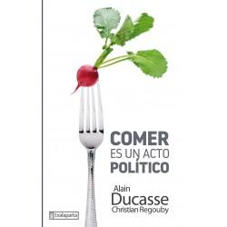 Libro: Comer es un acto político