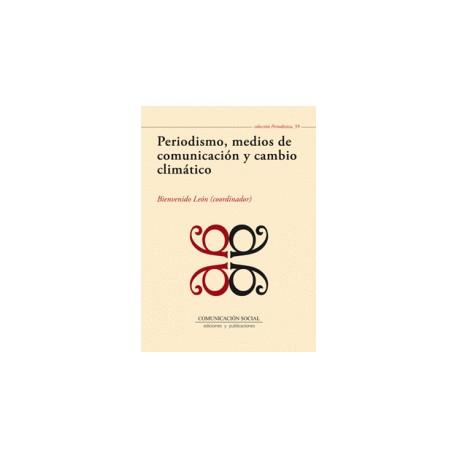 Libro: Periodismo, medios de comunicación y cambio climático