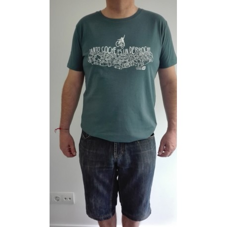 Camiseta Coches chico