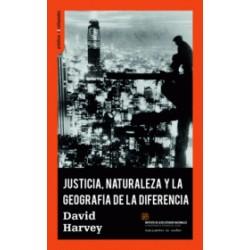 Libro: Justicia, naturaleza y la geografía de la diferencia