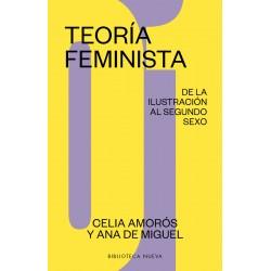 Libro: Teoría feminista