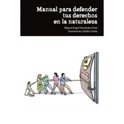 Libro: Manual para defender tus derechos en la naturaleza