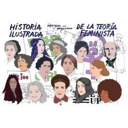 Libro: Historia ilustrada de la teoría feminista