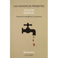 Libro: Las cenizas de Prometeo