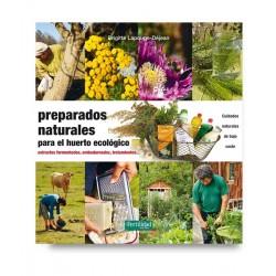 LIbro: Preparadaos naturales para el huerto ecológico