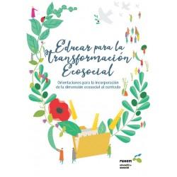 Libro: Educar para la transformación ecosocial