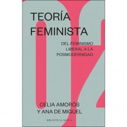 Libro: Teoría feminista 2