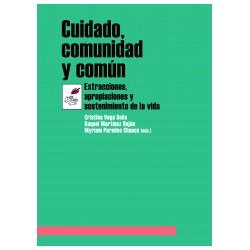 Libro: Cuidado, comunidad y común