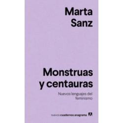 Libro: Monstruas y centauras