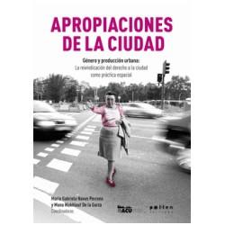 Libro: Apropiaciones de la ciudad