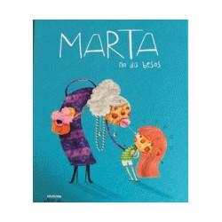 Libro: Marta no da besos