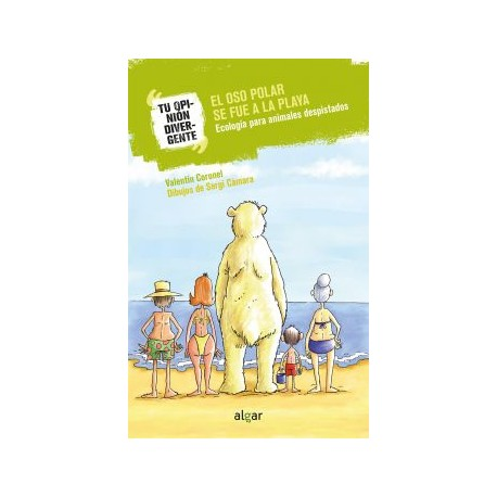 Libro: El oso polar se fue a la playa